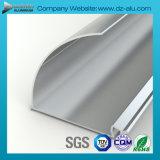 Profiel van de Uitdrijving van het Aluminium van de winkel het Voor voor de Markt van Zuid-Afrika