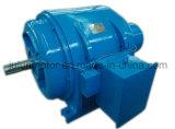 JR motor arrollado en serie Jr1410-8-480kw del molino de bola del motor del anillo colectando del rotor