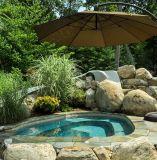 슬레이트 또는 석영 또는 도와 또는 Cutural 돌 목욕탕 또는 마루 또는 돌 도와 또는 녹색 또는 까맣고 또는 노란 또는 회색 또는 베이지색 또는 브라운 또는 시골풍 슬레이트