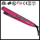 Straightener iónico do cabelo da tela de toque (V185)