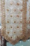 Tampa de tabela luxuosa de cor branca para banquete de casamento usado (CGTC1714)