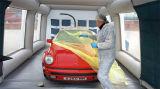 Cabine de jet gonflable de véhicule de cabine de peinture de garage gonflable de véhicule pour extérieur