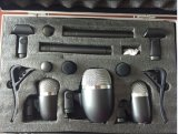 Micrófono profesional del tambor del Mic del condensador de la buena calidad de Py-5p