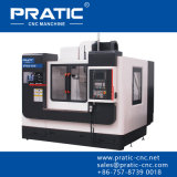 Hardware vertical Center-PVB-850 que trabaja a máquina que muele