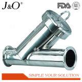 衛生クランプYこし器フィルター