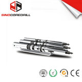 3m / 1.5m PW / L diámetro del agujero 75.3mm Wireline Core Barrels
