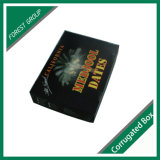 Изготовленный на заказ крышка печатание и низкопробная белая коробка пакета карточки