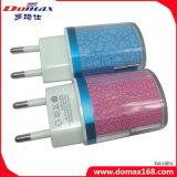 Chargeur de course d'adaptateur de mur de l'instrument 2 USB de téléphone mobile