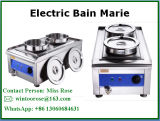 Профессиональная нержавеющая сталь электрическое Bain Мари продукции с Ce