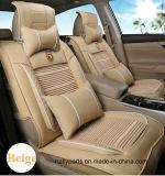 Tampa de assento de couro gama alta do carro da decoração do carro