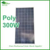 300W het Zonnepaneel van uitstekende kwaliteit voor het ZonneSysteem van het Huis