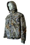 2017 De boa qualidade Algodão Twill Camuflagem Casaco de Inverno Short Coverall Work Cloth Workwear Vestuário