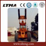 Goede Voorwaarde de Lader van het VoorEind van de Vorkheftruck van China van 28 Ton