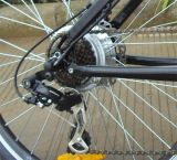 """Montagna di serie rossa 26 """" che piega bicicletta elettrica con la batteria di Hiden (JSL035B-1)"""