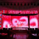 visualizzazione di LED di colore completo di 5mm