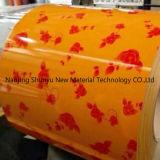 Цвет покрыл стальной катушку Prepainted катушкой гальванизированную стальную