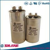 Capacitor Cbb65 com três terminais para peças sobresselentes do refrigerador