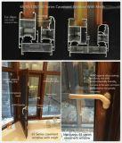 Ventana de cristal y puerta del marco de aluminio