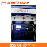 Máquina ULTRAVIOLETA de la marca del laser del alambre de la refrigeración por agua 355nm 3W del sistema de la rastreabilidad del PWB para toda la marca plástica del laser de los materiales