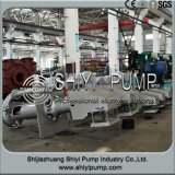 Pompa di pozzetto centrifuga verticale allineata metallo della singola fase di trattamento delle acque