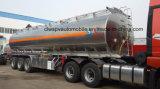 autocisterna della lega di alluminio 40kl 40000 litri di alta qualità di rimorchio del serbatoio di combustibile