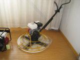Trowel concreto da potência da máquina de revestimento