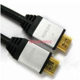 4k HDTV con el cable de 1.4V HDMI