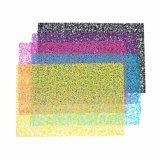 De kleuren pasten Hyaline PE Placemat voor Huis & Restaurant aan