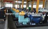 Alemán Tesla potencia autorizado de fábrica de China Kanpor generador de gas y biogás grupo electrógeno, Green Power biogás de potencia del generador 24-2400kw
