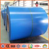 El color de la buena calidad de China cubrió el fabricante de aluminio de la bobina