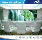 Vente d'intérieur fixe intelligente d'Afficheur LED de Mrled UTV1.25mm avec 600*337.5*62mm