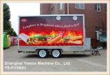 Furgoni dell'alimento di alta qualità di Ys-Fv390h da vendere i rimorchi di approvvigionamento da vendere