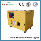 groupe électrogène diesel de pouvoir silencieux de 380V 10kw