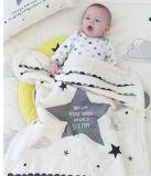 2 capa gruesa cubierta del bebé para dormir combinado