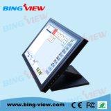 """""""monitor Point of Sales resistente de la pantalla táctil 15 con USB/RS232"""