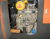 Generador del diesel de la potencia 72kw del motor de Weifang