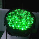Luz impermeable al aire libre de la IGUALDAD del poder más elevado 90PCS*3W LED