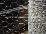 Rede de fio sextavada galvanizada 30m/Roll quente da venda