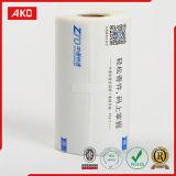Roulis préimprimé de papier thermosensible