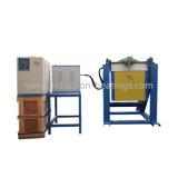 Zhengzhou Gou 50kg 구리를 위한 자동 기우는 IGBT 유도 가열 녹는 로 또는 은 또는 금