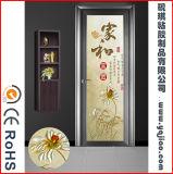 Pellicola decorativa poco costosa dell'articolo del PVC del fornitore della Cina per la doccia/portello