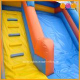 Город потехи раздувной игрушки детей оборудования парка хорошего качества интересный раздувной (AQ13181)