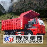 판매를 위한 중국 고품질 광업 덤프 트럭 팁 주는 사람 팁 주는 사람 트럭