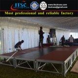 Verkoop en Retal van Mobiel Stadium met het Bovenste laagje van het Triplex in Kenia