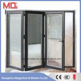 Porte de pliage en aluminium d'accordéon commercial Mqd-2