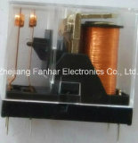 Enclenchement des relais avec 16A 250VAC 30VDC pour la maison sèche