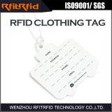 Tag da roupa RFID da freqüência ultraelevada para a gestão de ativos