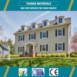 Casa de la estructura de acero de la alta calidad y del precio bajo