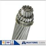 超高電圧オーバーヘッドコンダクターのための電源コードのAcsのアルミニウム覆われた鋼鉄残されたワイヤー