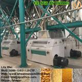 Máquina quente da fábrica de moagem do milho da venda 100ton